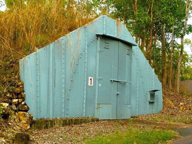 Bug Out Bunker : Bug out shelter rapid restoration