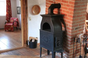 Preventing Heating Fires from an old stove