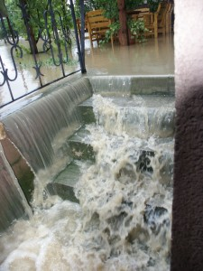 The cost of basement flooding