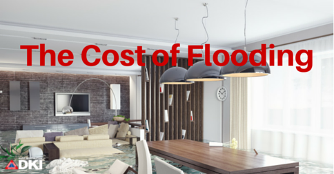 The Cost of Flooding