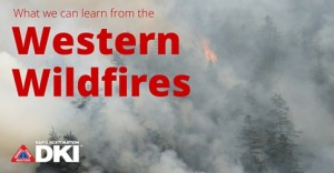 What we can learn from the Western wildfires