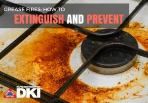 Grease Fires: How to Extinguish and Prevent
