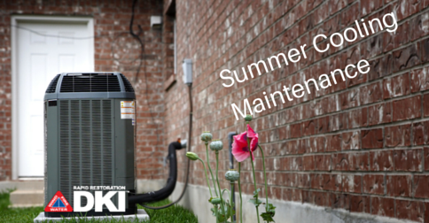 Summer Cooling Maintenance